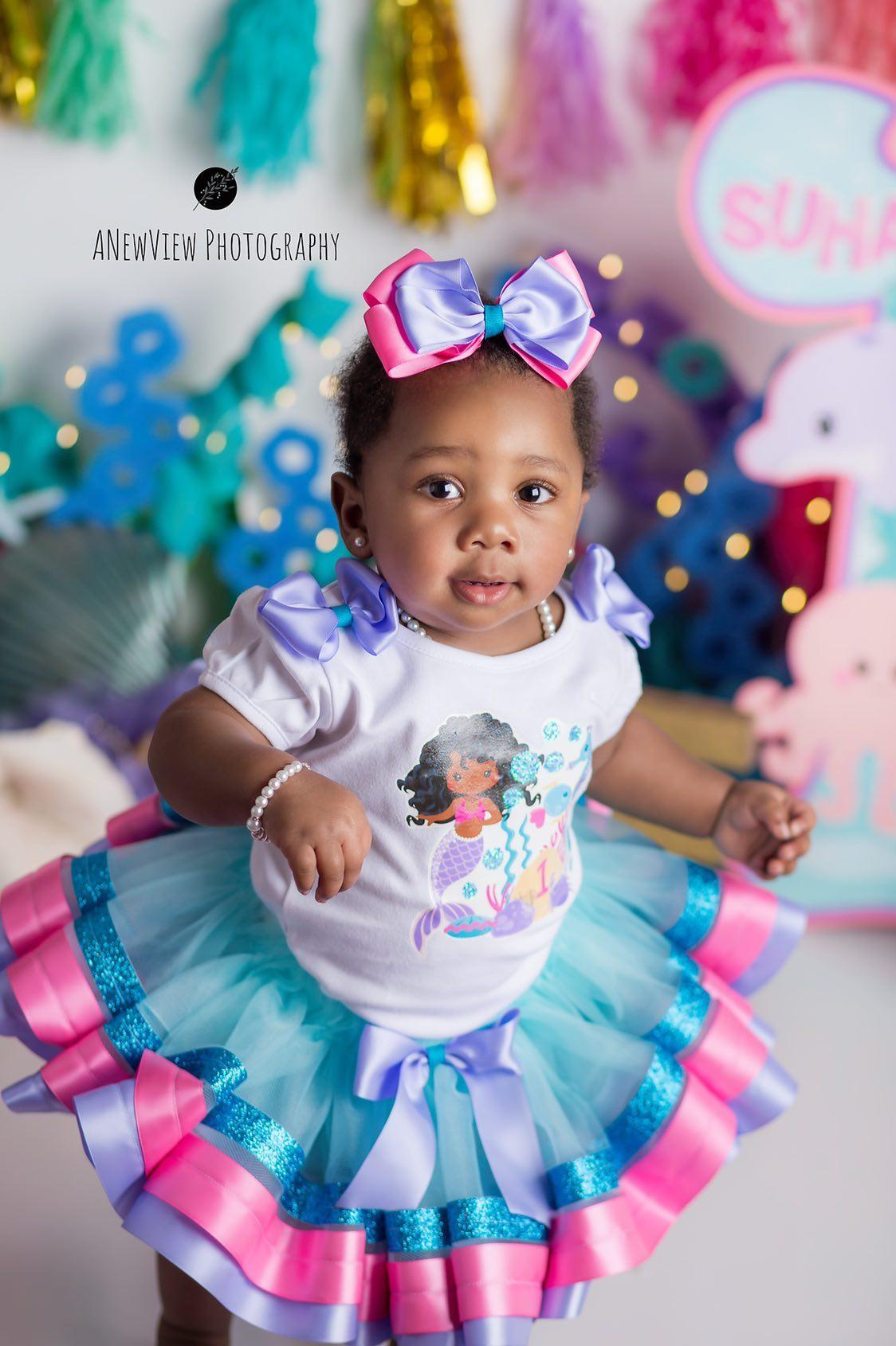 Mermaid Tutu set-Mermaid outfit-Mermaid dress- Mermaid tutu