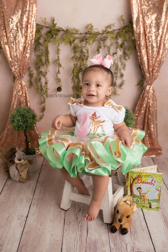 Bambi tutu set- Bambi outfit- Bambi dress