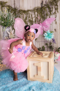 Fairy tutu Dress- Fairy costume- Fairy dress-fairy tutu