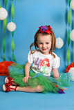 The little mermaid tutu set