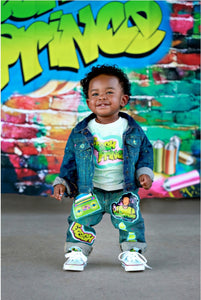 Fresh prince boys outfit