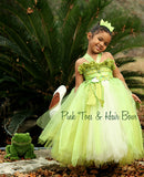 Princess Tiana Tutu Dress