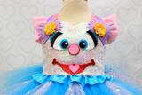 Abby Cadabby Dress- Abby Cadabby costume-Abby Cadabby tutu