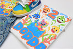 Load image into Gallery viewer, Baby Shark shoes- Baby Shark Jordans -Boys Jordans Shoes-Custom Jordans- Toddler Jordans