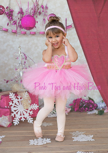 Ballerina tutu dress- Ballerina costume