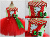 Corbyn's Christmas Dress