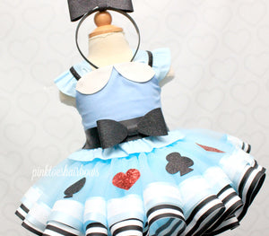 Curious qt lol surprise doll tutu set-Curious qt lol surprise outfit-Curious qt lol dress