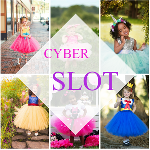 CYBER SLOT(CAN NOT BE USED FOR SEPTEMBER OR OCTOBER)