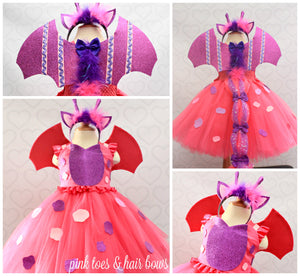 Dinosaur dress-dinosaur costume-Girls dinosaur dress-dinosaur tutu