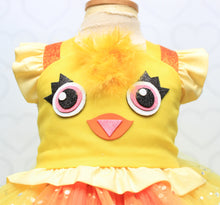 Ducky Dress-Ducky tutu set-Ducky outfit-Ducky tutu dress-Toy story costume