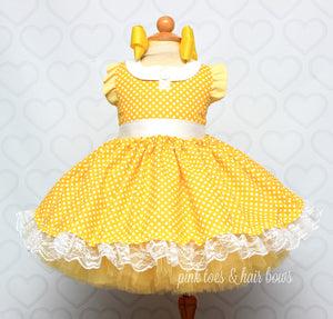 Gabby Gabby Dress-Gabby Gabby tutu set-Gabby Gabby outfit-Gabby Gabby tutu dress-Toy story costume