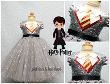 Harry Potter Dress-Harry Potter tutu-Harry Potter outfit-Harry Potter tutu dress-Harry Potter costume