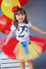 Snow White tutu Set