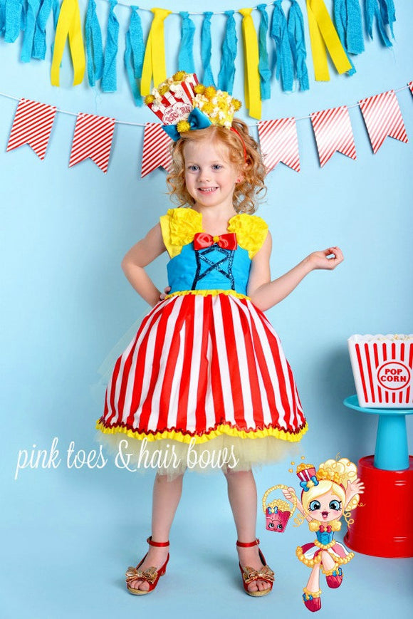 Shopkins Costume-Popette costume-Popette dress