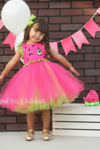 Shopkins dress-Melonie Pips Dress