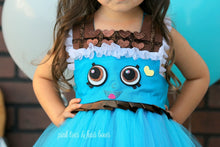Shopkins dress-Cheeky chocolate dress