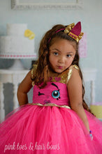 Shopkins dress- shopkins costume- shopkins tutu-lippy lips costume-lippy lips dress