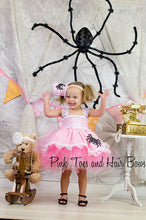 Little Miss Muffet dress- Little Miss Muffet tutu dress- Little Miss muffet costume
