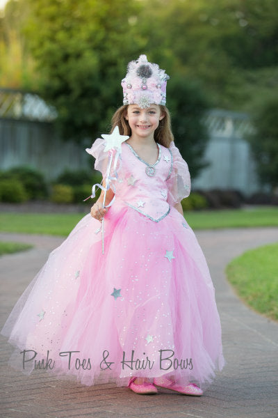Glinda the Good Witch costume-glinda the good witch dress