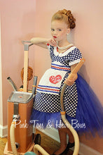 I love lucy tutu dress- i love lucy- I love lucy Costume-lucy costume