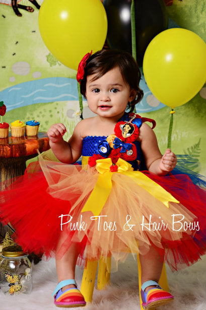 Snow white dress-snow white birthday dress