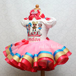 Load image into Gallery viewer, Lol surprise doll tutu set-lol surprise outfit- lol surprise dress