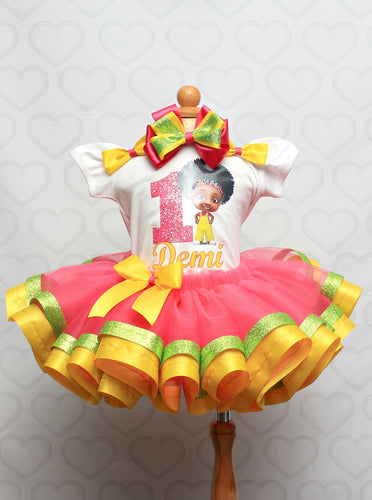 Motown Magic Tutu set- Motown Magic outfit-Motown Magic dress- Motown Magic tutu