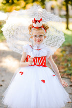 Mary Poppins Dress-Mary poppins costume- Mary Poppins tutu-Mary Poppins tutu dress