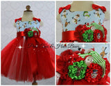 Ne'leh's Christmas Dress