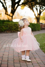 Load image into Gallery viewer, Peachy Pink Princess Dress