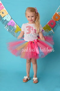 Pinkie Pie Tutu Set