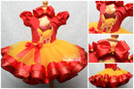 Load image into Gallery viewer, Winnie the pooh tutu set-Winnie the pooh outfit-Winnie the pooh dress