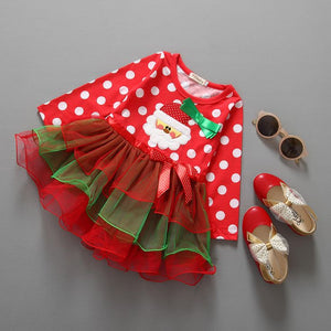 Santa Dress-Ready to Ship