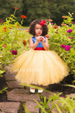 Snow White Dress-Snow white tutu dress- Snow white Costume -Snow white Tutu-snow white birthday