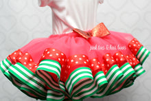 Strawberry Shortcake tutu set-Strawberry Shortcake  outfit-Strawberry Shortcake  dress