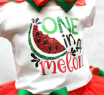 Load image into Gallery viewer, Watermelon tutu set-Watermelon outfit-Watermelon dress