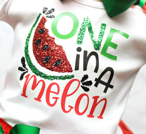 Watermelon tutu set-Watermelon outfit-Watermelon dress