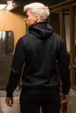 RÄÄKKI Essentials 187 Hoodie - Black (Men)