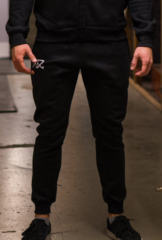 RÄÄKKI Essentials 187 Joggers - Black (Men)