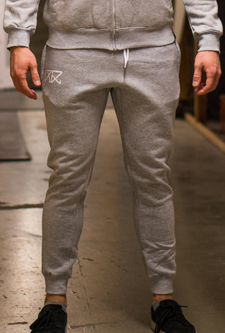 RÄÄKKI Essentials 187 Joggers - Grey (Men)