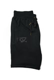 RÄÄKKI 187 Jogger Shorts - Full Dark (Men)
