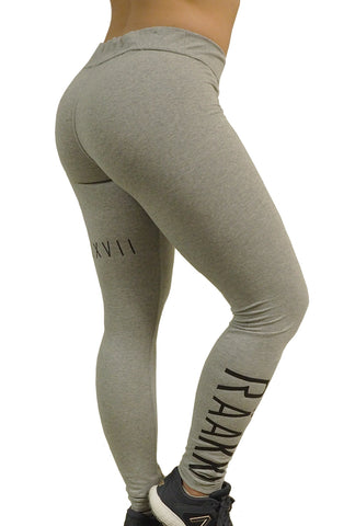 Leggings RÄÄKKI - Stone Grey (Women)