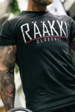 Original RÄÄKKI T-Shirt - Black (MEN)