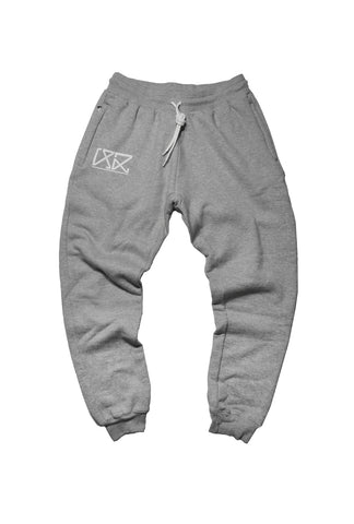 RÄÄKKI 187 Joggers - Stone Grey (Men)