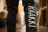 RÄÄKKI 187 Joggers - Black (Men)