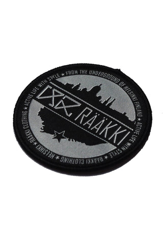 RÄÄKKI BADGE - the ALWS CITY