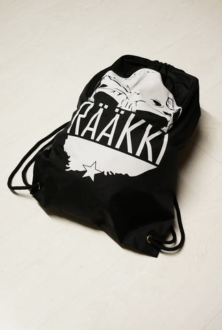 RÄÄKKI Gymbag - the SKULL Bag