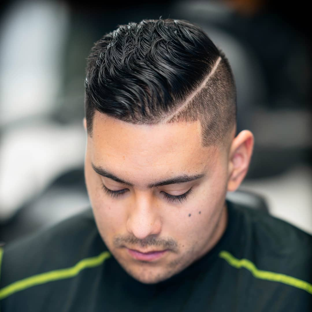Best Hairstyles for Round Faces for Men - The WKND Hair Salon
