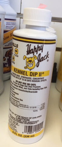 Happy Jack Kennel Dip II