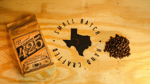 Small Batch Texas Coffee Roasters - Commercial & Wholesale Coffee